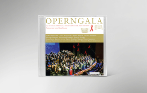 Vorderseite der CD zur 19. festlichen Operngala