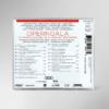 Rückseite der CD zur 24. festlichen Operngala mit allen Titeln und Interpreten