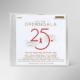 Vorderseite der CD zur 25. festlichen Operngala
