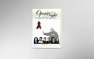 Vorderseite der DVD zur 13. festlichen Operngala