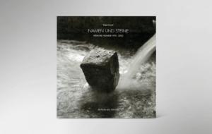 """Cover des Buches """"Namen und Steine"""" von Tom Fecht"""